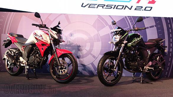 2014 Yamaha FZ (1)
