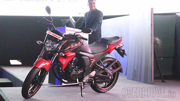2014 Yamaha FZ (2)