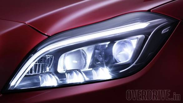 The Multibeam headlamps is the latest in adaptive LED headlamps
