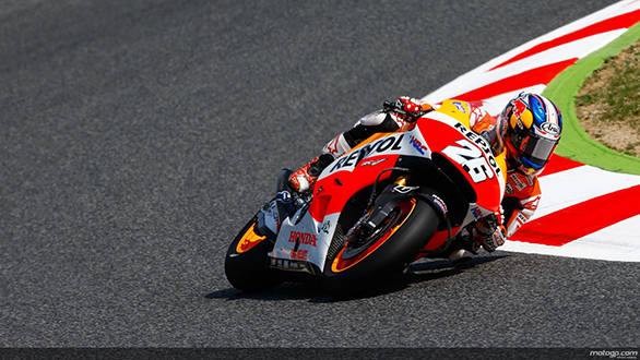 MotoGP Catalunya: Pedrosa on pole