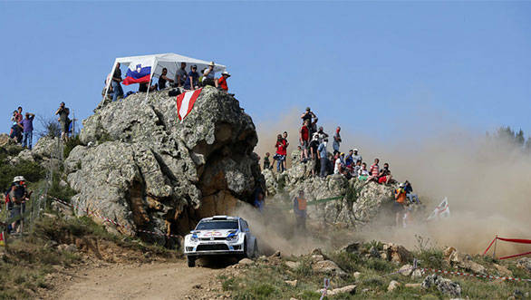 WRC 2014: Rally Sardinia win Ogier's 20th WRC triumph