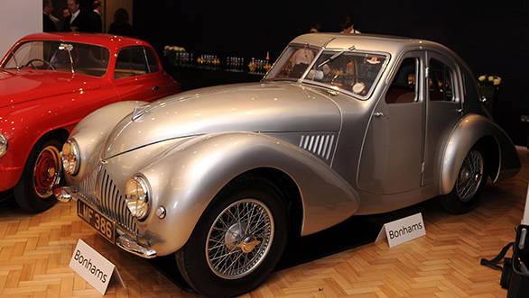 Aston Martin Atom