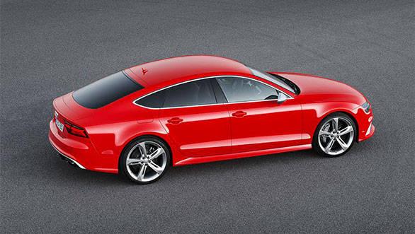 Audi RS7 facelift 2014