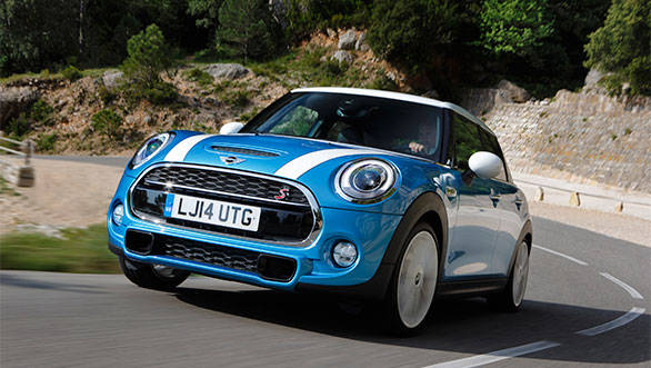 BMW Mini cooper 5-door 2015 (2)