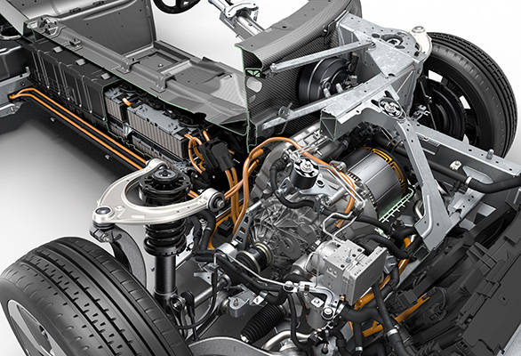 bmw i8 powertrain explained overdrive rh overdrive in