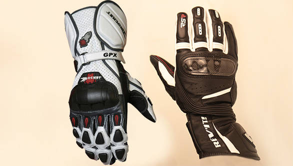Motorcycle glove buying guide