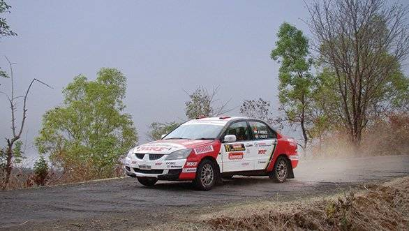 Terrific stages at the 2014 Rally of Maharashtra will keep the fans thoroughly entertained