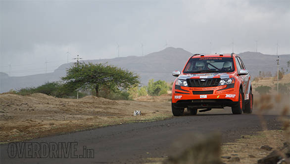 IRC Rally of Maharashtra: Amittrajit Ghosh leads at the end of Day 1