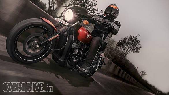 Harley-Davidson Street 750 (2)