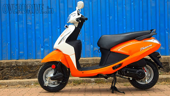 Ray Price Honda >> Spec comparison: TVS Scooty Zest vs Honda Activa i vs ...