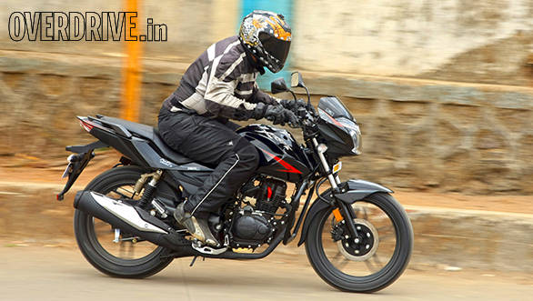 2014 Hero Xtreme India first ride