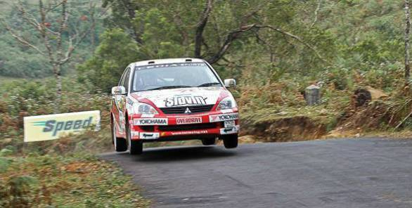 The Nashik Rally is the only tarmac rally on the IRC calendar