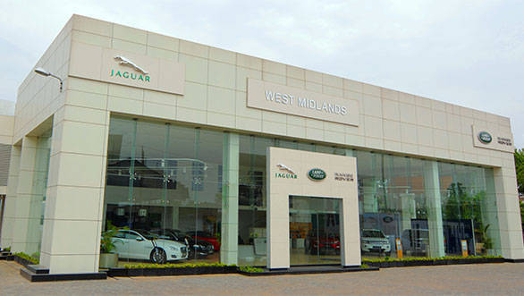 Jaguar Nagpur Showroom
