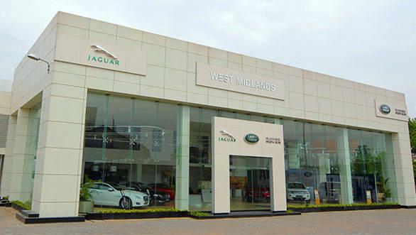 Jaguar Land Rover inaugrates new showroom in Nagpur