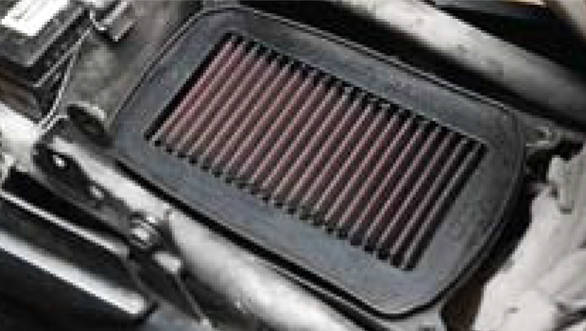 Product review: K&N air filter