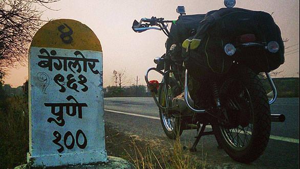 Motorcycle Travelers Meet in Mumbai from June 21 - 22
