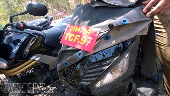 Mahindra scooter 6