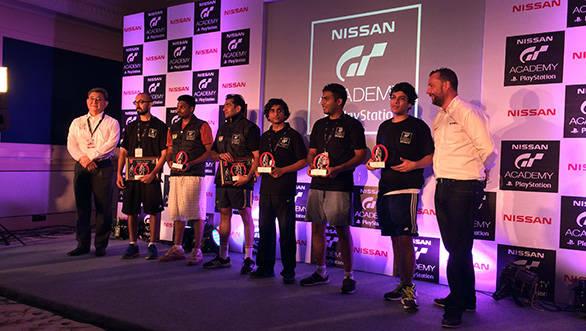 Nissan-GT-Academy-finalists