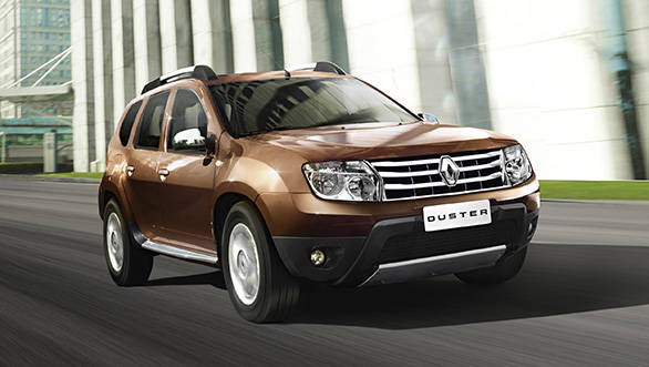 RENAULT DUSTER (H79) - PHASE 1 - LATIN AMERICA VERSION