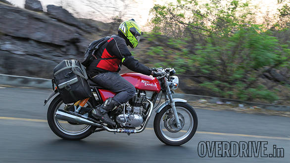 Royal Enfield acquires UK's Harris Performance
