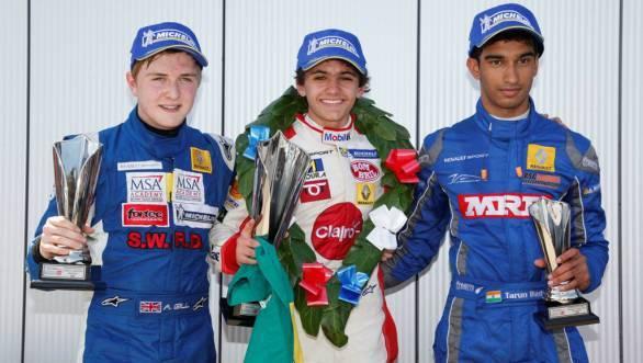 Tarun_Donington podium (1)
