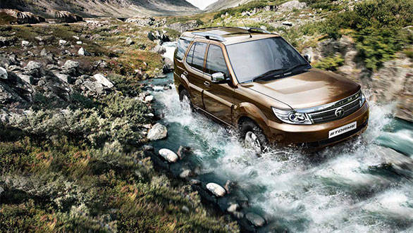 Facelifted Tata Safari Storme to be launched in India early next year