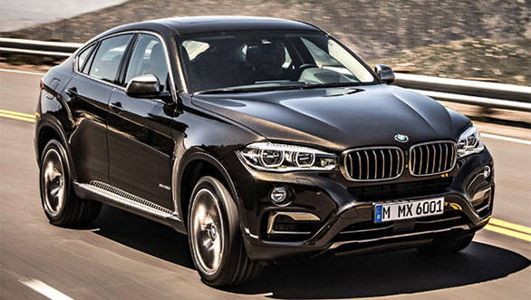 2015 BMW X6 to be launched in India on July 23