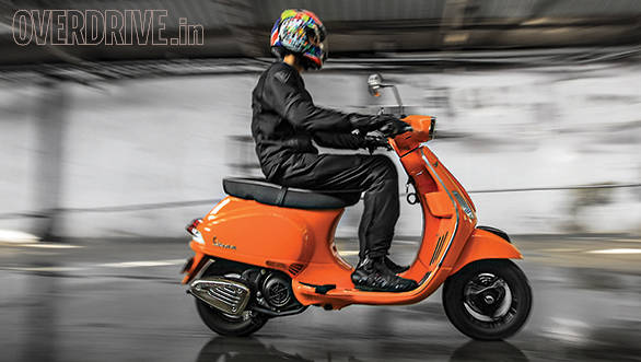 Vespa, Swish, Activa125,Rodeo