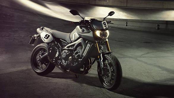 Yamaha unveils MT-09 Street Tracker