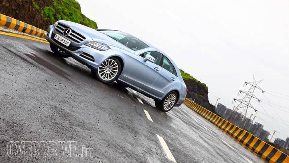 2014 Mercedes CLS350 (14)
