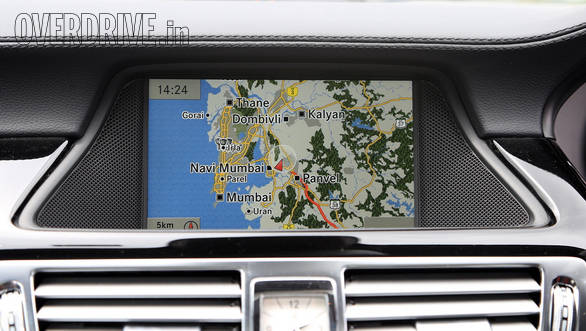 Navigation is standard as usual but the software gets an update