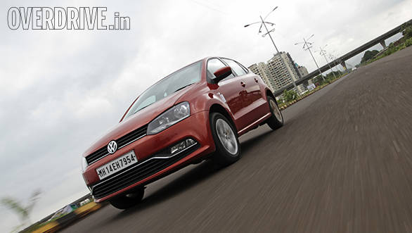 2014 Volkswagen Polo 1 5tdi Launched At Rs 6 27 7 37 Lakh Ex Delhi