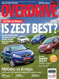 OVERDRIVE - August 2014