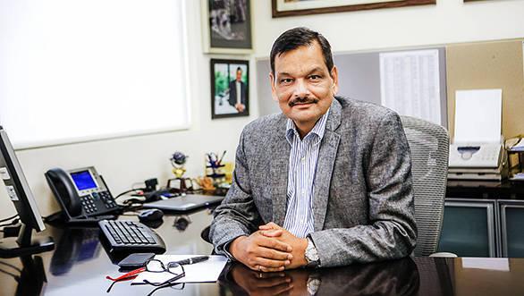 Arvind Saxena, President and Managing Director, General Motors India