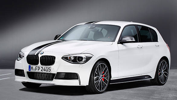 bmw launches 1 series m performance edition in india overdrive. Black Bedroom Furniture Sets. Home Design Ideas