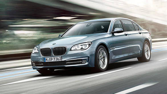2014 BMW 7 Series Active Hybrid launched in India at Rs 1.35 crore