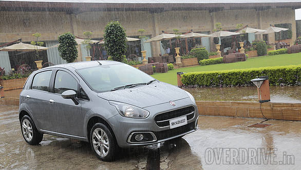 2014 Fiat Punto Evo India first drive
