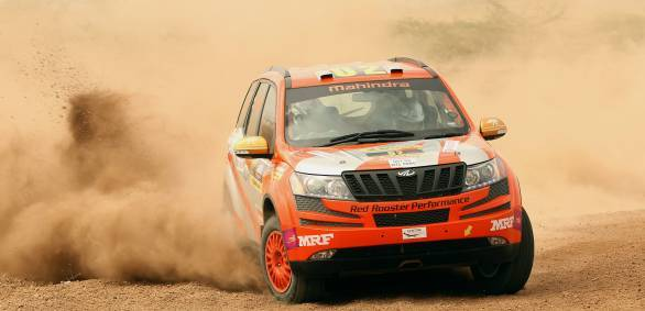Indian Rally Championship 2014: Gaurav Gill and Musa Sherif win Rally of Coimbatore
