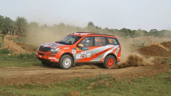 Gaurav Gill and Musa Sherif finished second in Chennai having won the previous two rallies