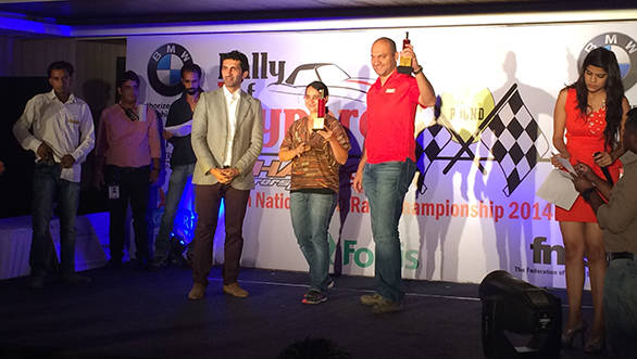 Indian National TSD Rally Championship: Satish and Savera take their second straight victory in Jaipur