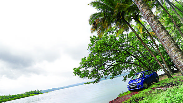 Travelogue: Raging rivers with the Hyundai Xcent