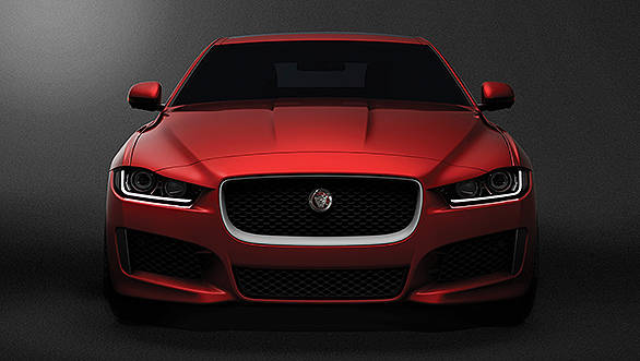 Jaguar reveals engine and chassis information for XE sedan