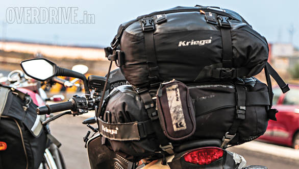 Product review: Kriega luggage series