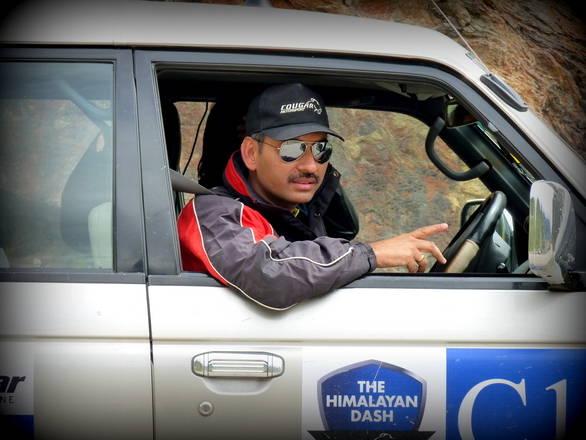 Mr. Ashish Gupta, Founder & Director, Cougar Motorsport Pvt. Ltd.