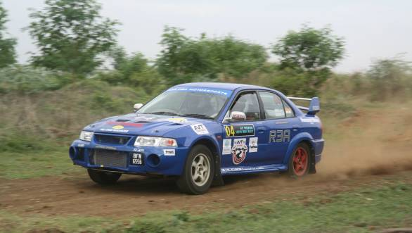 PG Abhilash is currently third in the IRC