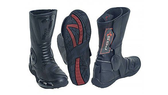 Cheapest motorcycle boots in India - Overdrive