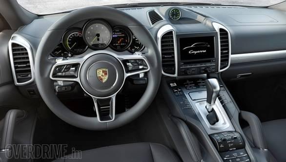 Porsche Cayenne facelift 3