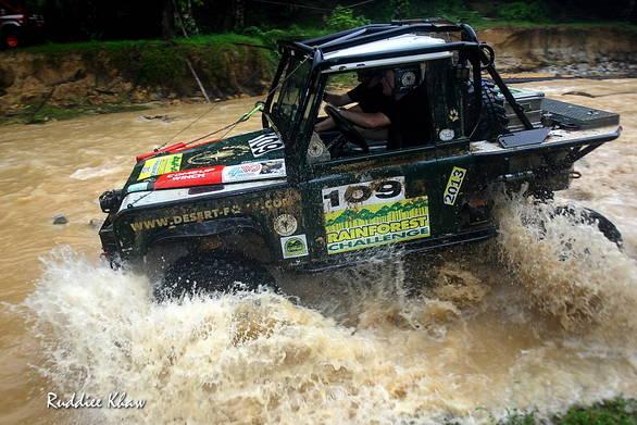Rainforest Challenge 13