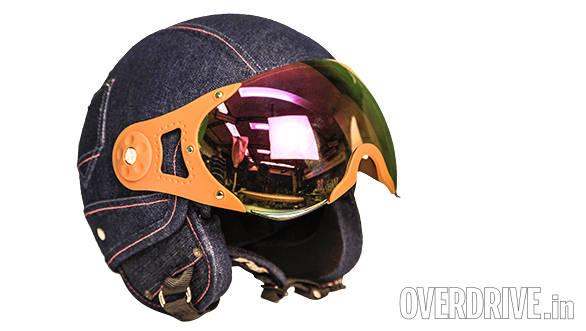 Product Review: Steelbird Ares Denim Helmet