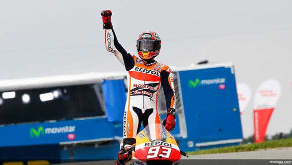 MotoGP 2014: Marc Marquez vs the rest